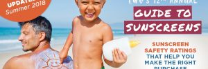 Find Safer Sunscreen