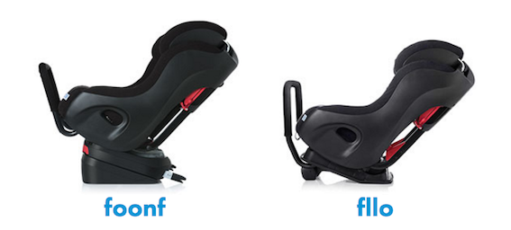 Foonf Car Seat >> Foonf Or Fllo Which Clek Convertible Car Seat Is Right For