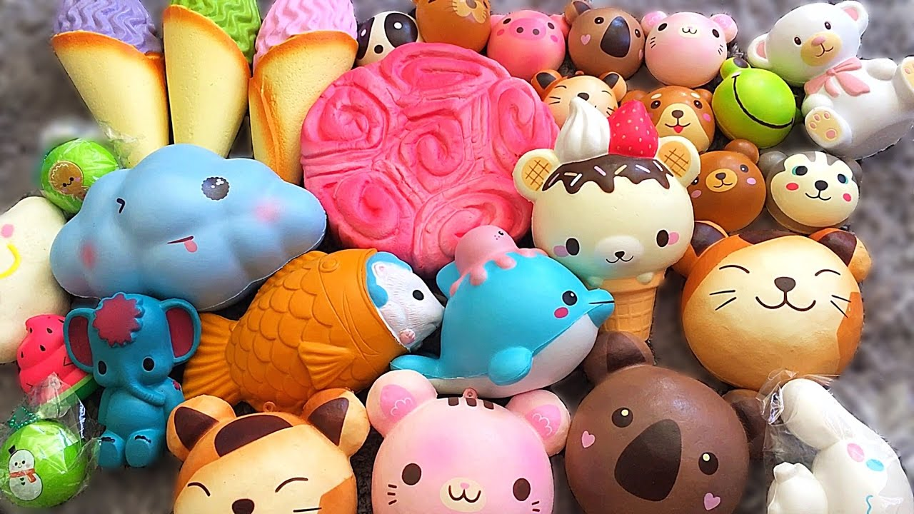 Toxic Chemicals Found In Squishies Sprout San Francisco