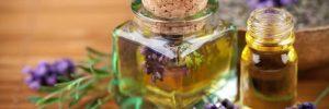 Lavender and Tea Tree Oils
