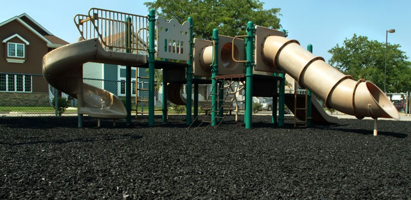 Harmful Chemicals Found in Artificial Turf on Playgrounds