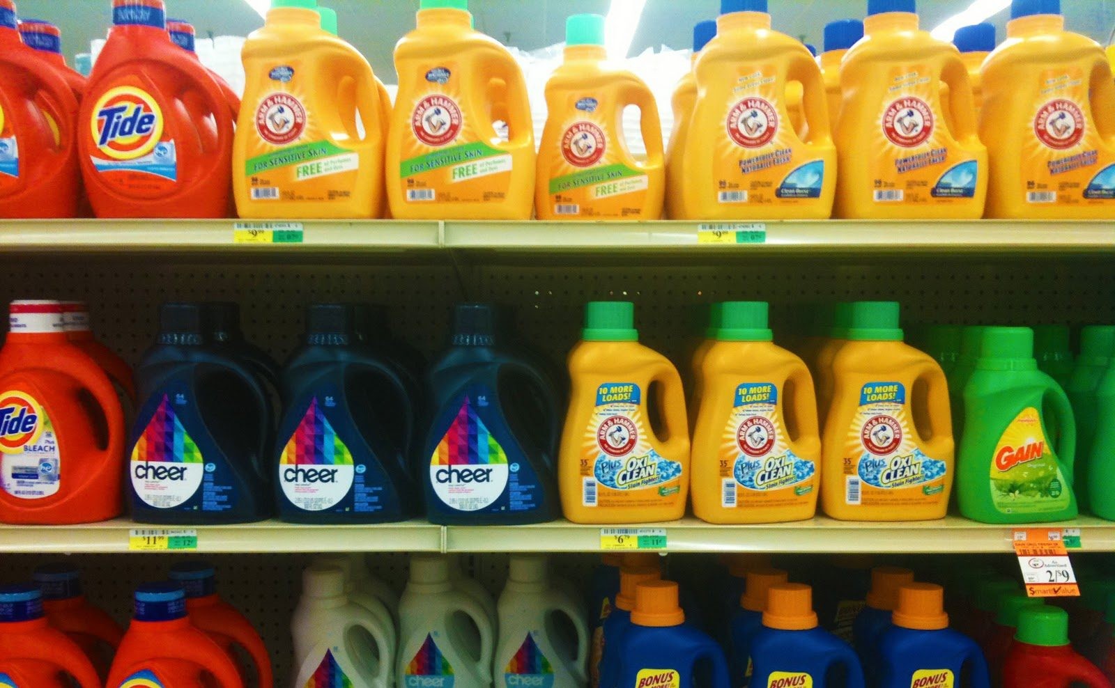 Toxic Chemical 1,4-Dioxane Found in Numerous Household Products