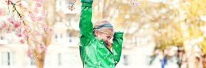 Rain Jacket - PVC in kids rain gear