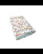 Flamingo Vine Wrap Blanket