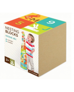 Animal ABC Nesting Blocks