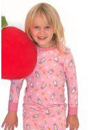 Organic Cotton Picnic Pal Pajamas Bunny