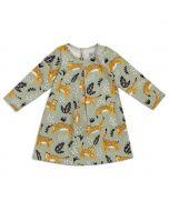 Aspen Baby Dress, Wildcats Sage
