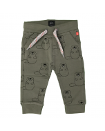 Olive Jogger Sweatpants