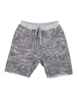 Fleece Shorts, Waves