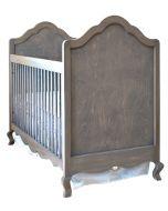 Hilary Crib in Misty Grey (stain)