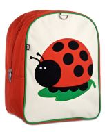 Juju the Ladybug Backpack