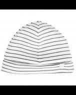 Grey Stripe Organic Baby Hat by Mori