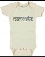Namaste Short Sleeve Bodysuit or Lap Tee