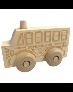 Natural School Bus Scoot