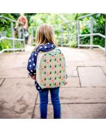 Olive Fox Toddler Backpack
