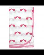 Elephant Swaddle Blanket