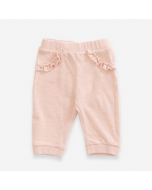 Pink Organic Cotton Trousers