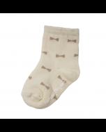 Organic Cotton Socks, Ribbon