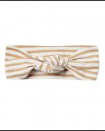 Baby Turban, Honey Stripe