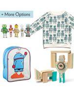 Robot Gift Set