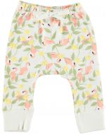 Flamingo Vine Pants
