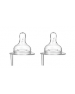 Thinkbaby Stage B Nipple, 2 Pack