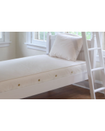 Naturepedic 2 in 1 Organic Cotton Ultra Twin Trundle Mattress
