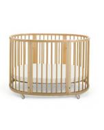 natural crib