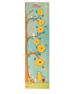 Personalized Flower Tree Friends Growth Chart