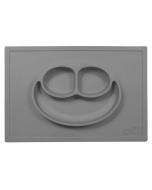 Grey Happy Mat