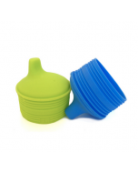 Silicone Sippy Top, 2-Pack