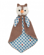 Patterned Blankie, Owl