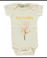Little Buddha Short Sleeve Bodysuit or Lap Tee