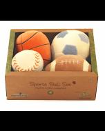 Organic Sports Ball Set