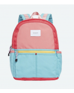 Kane Coney Island Backpack, Pink & Mint
