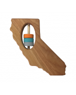 Wooden Rattle, California State