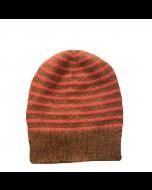 Striped Hat, Hazelnut