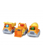 Construction Vehicle by Green Toys