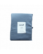 Organic Pima Cotton Changing Pad Cover, Citadel Blue