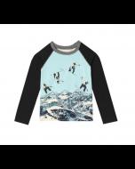 Ethan Snowboarder Shirt