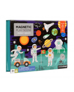 Magnetic Space Play Scene