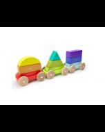 Rainbow Magnetic Train