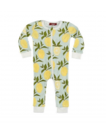 693d2c106 Chickens Footed Romper by Milkbarn
