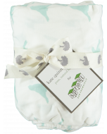 Sea Lion Organic Fitted Crib Sheet