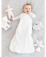 Organic Brushed Sherpa Baby Sleep Sack