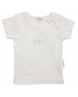 Starfish T-Shirt, Vanilla