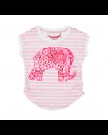 Stripe Elephant Shirt