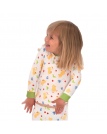 Organic Cotton Picnic Pal Pajamas Ducky