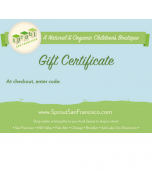 Gift Certificate, by Email