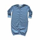 Organic Pima Cotton Convertible Jumper, Citadel Blue